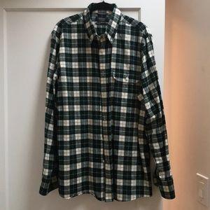 Like New men's lightweight flannel shirt